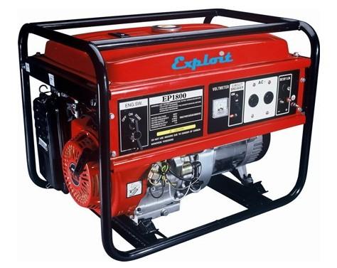 汽油发电机组图片
