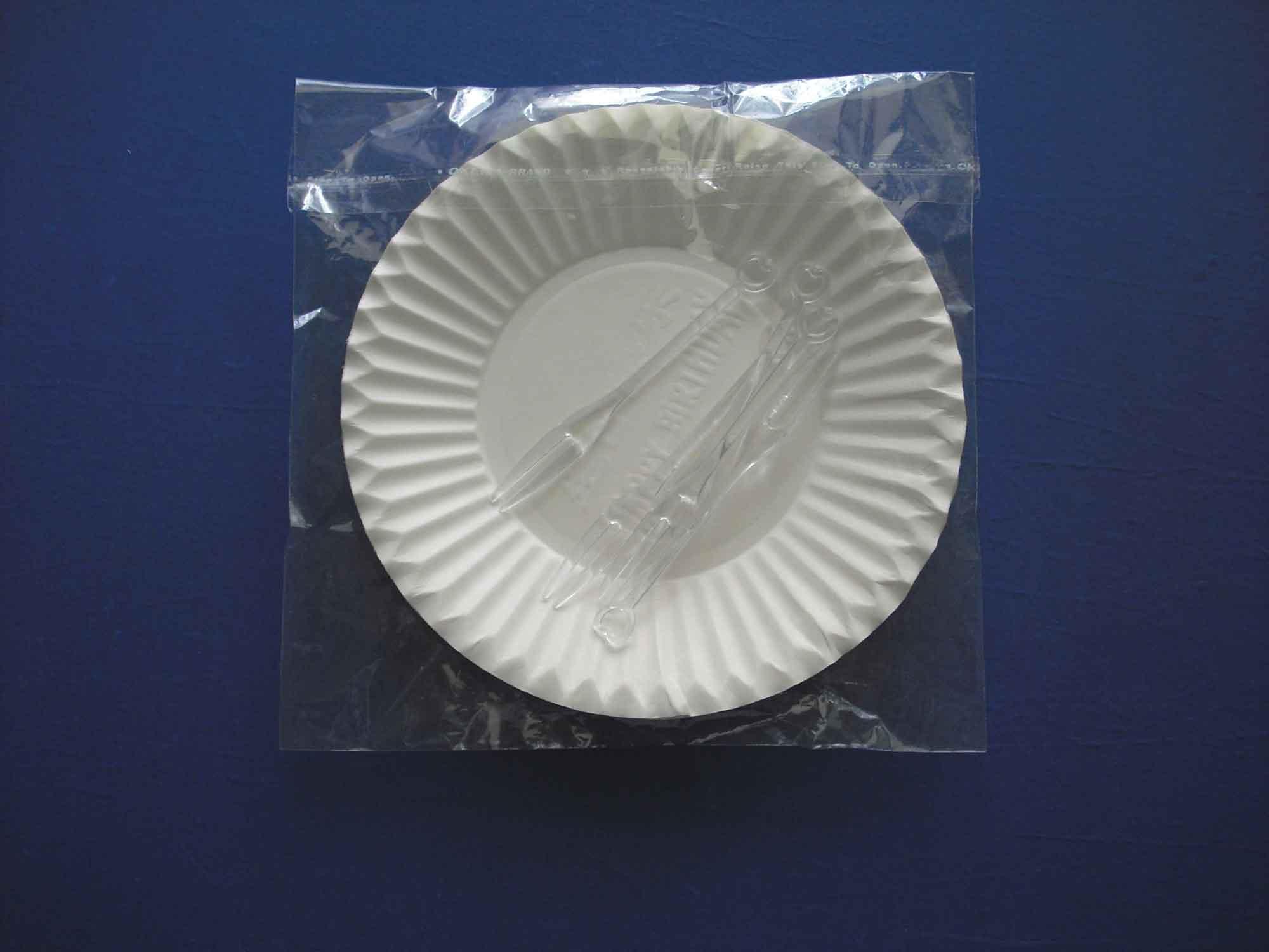 蛋糕纸盘叉批发
