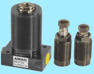 台湾联镒AMAC夹具油缸转角缸