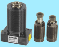 供应台湾联镒AMAC夹具油缸转角缸批发