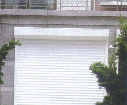 欧式镂空卷帘门图片