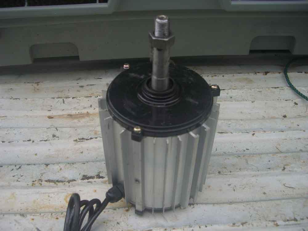 冷风机专用电机厂家直供报价电话图片