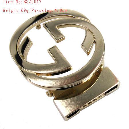 供应古奇 纯铜皮带扣 高档 纯铜 皮