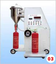 供应自动灭火干粉灌装机