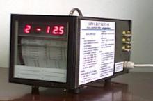 压力检测记录装置
