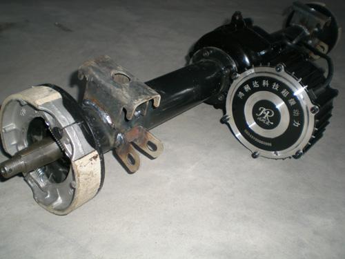 供应电动车用电机-电动三轮车配件