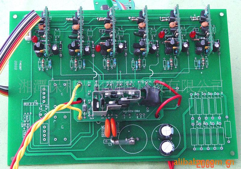 igbt驱动电路板yuanli