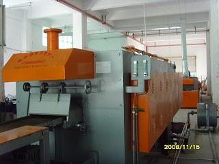 连续式网带炉热处理生产线批发