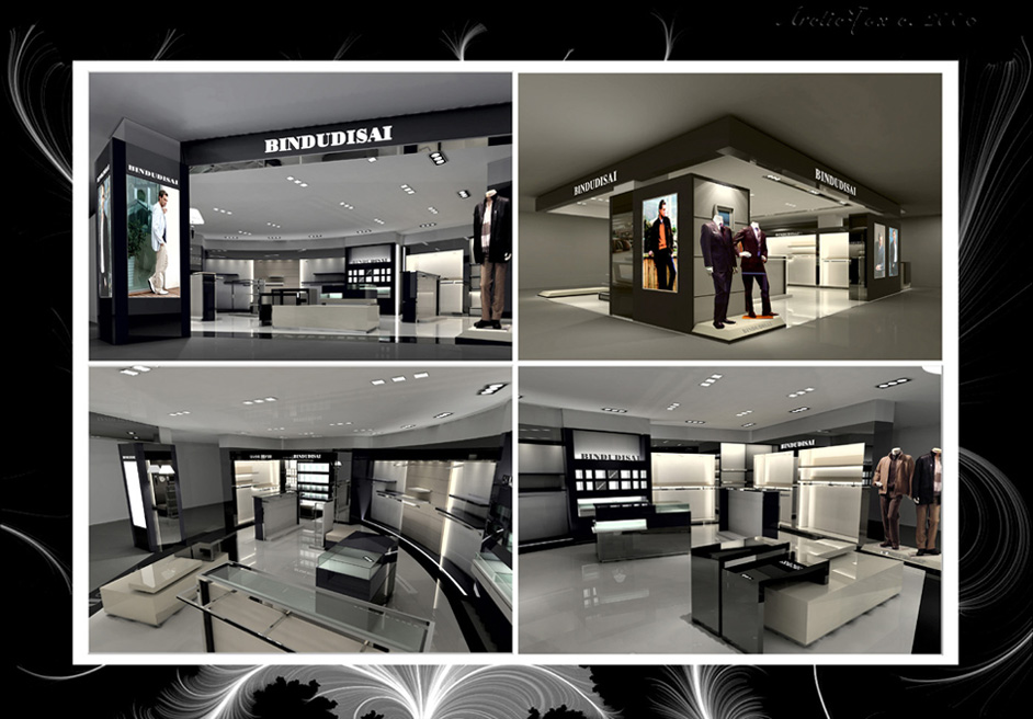 广州卡罗商业空间策划公司生产供应室内展示设计