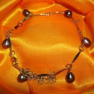促销特价顶级天然淡水珍珠手链图片