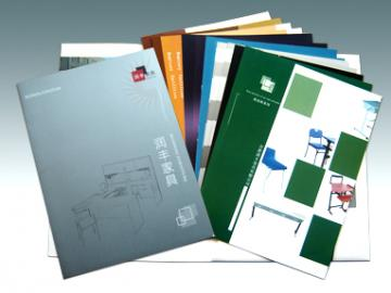 供应画册楼书创意设计印刷