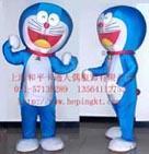 供应上海卡通服装机器猫