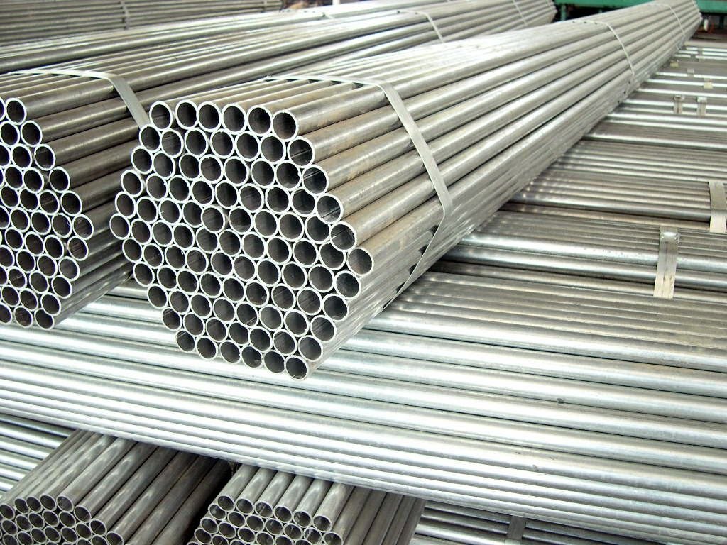 镀锌钢管重量表厂家