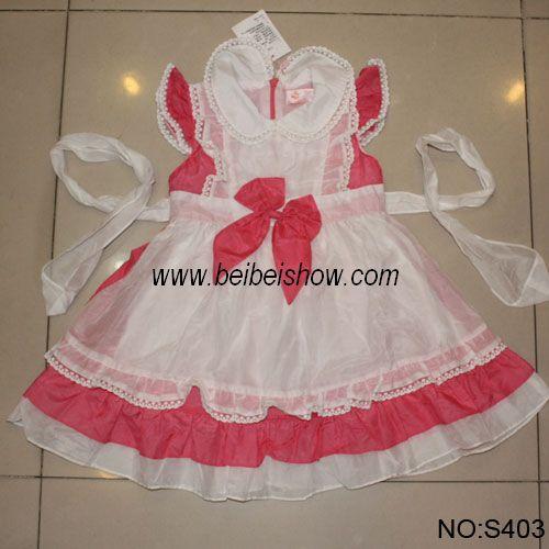 童装连衣裙图片
