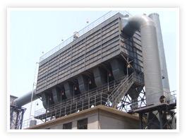 逆流脉冲反吹袋式除尘器 逆流脉冲反吹袋式除尘器  锅炉除批发