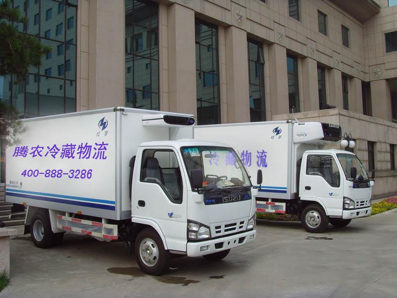 供应上海市内冷藏配送     上海长途运输公司