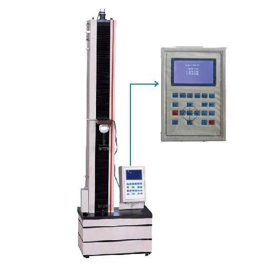供应WDS-05液晶显示电子拉力试验机  宏拓非金属材料电子拉力试验机图片