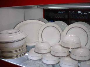 18头景德镇餐具景德镇陶瓷餐具20头图片
