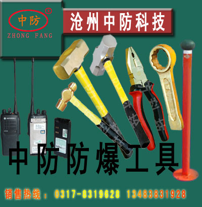 沧州中防防爆工具有限公司