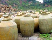 供应1000公斤陶瓷酒坛