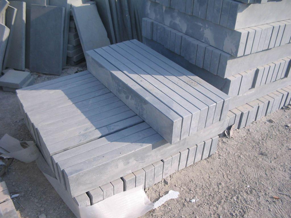 祥艺冠石材有限公司生产供应石灰石路沿石-石灰水 生石灰 石灰石