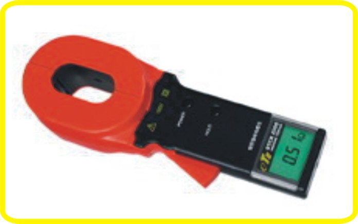 供应钳形接地电阻测试仪
