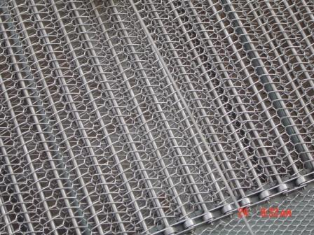 供应走带过滤机用网带-输送链网图片