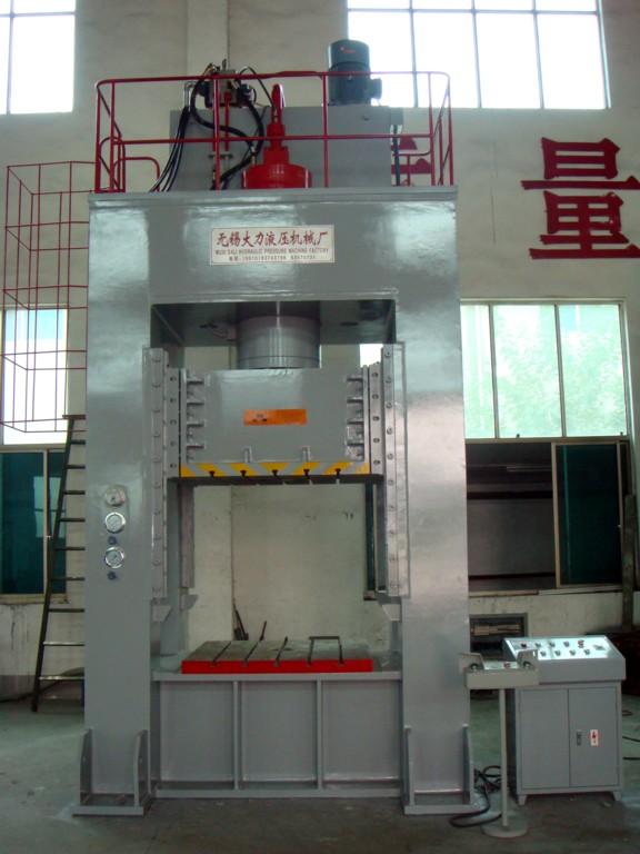 框架液压机图片_框架液压机图片大全_框架液压机图库