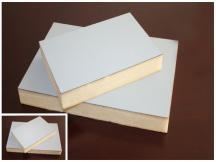 供应聚氨酯保温板 铝板装饰面(阴阳角,女儿墙专用)