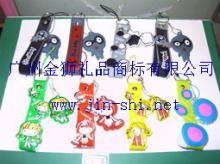 供应PVC手机饰品