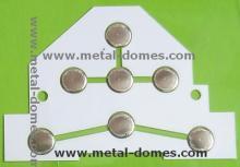 供应金属弹片导电膜