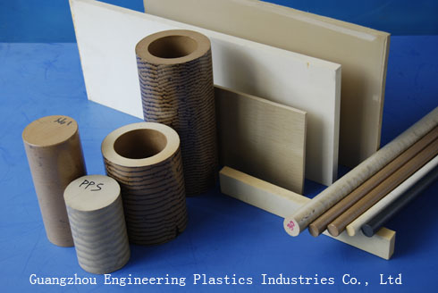 供应用于航空航天|机器人|输送设备的耐高温耐酸碱PPS板批发