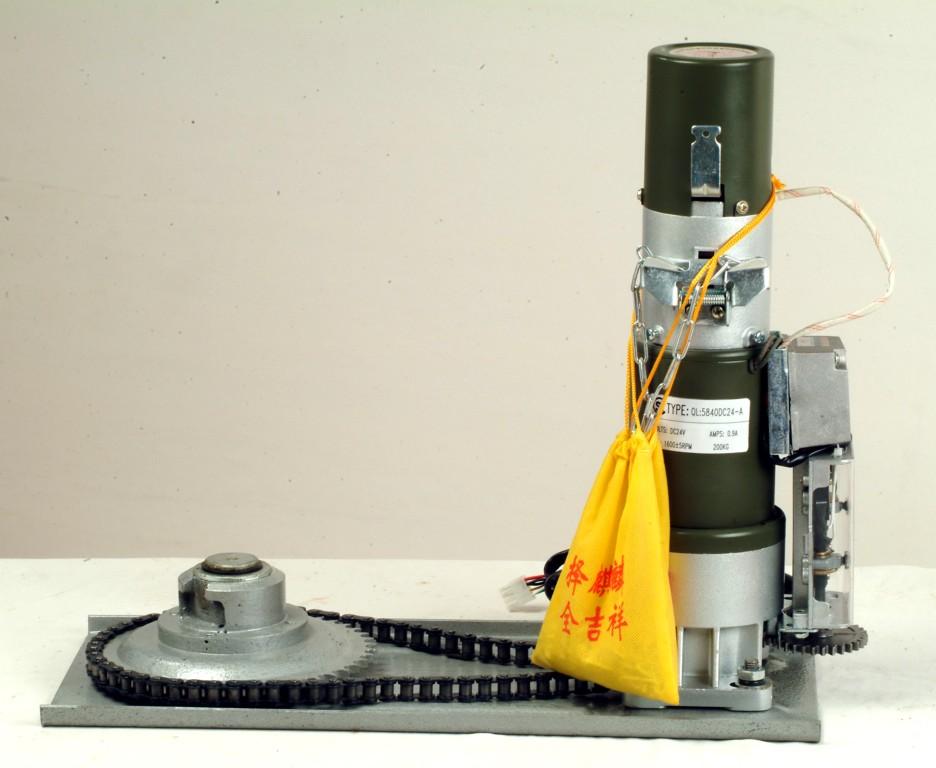 单向电机500kg0麒麟电机0卷闸门电机图片