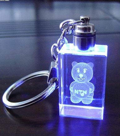 供应广州水晶挂件水晶钥匙扣笔筒名片夹纪念品
