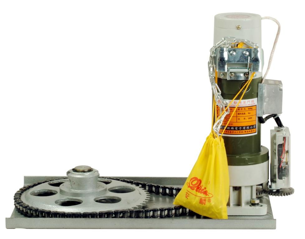 单向电机800kg麒麟电机0卷闸门电机图片