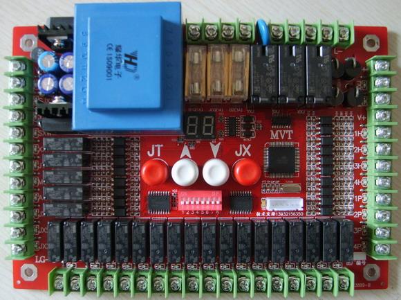 lg-4型杂物电梯控制系统是专门根据国家杂物