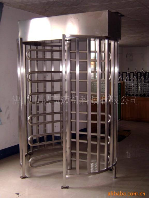 供应不锈钢全高门、不锈钢回转栏、不锈钢栏栅转门、十字转门批发