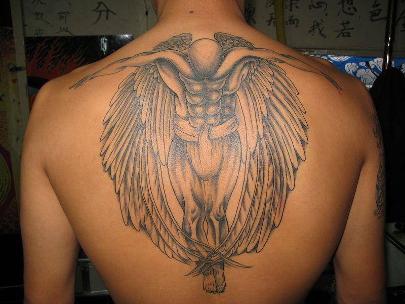供应守护神纹身 青岛画皮纹身