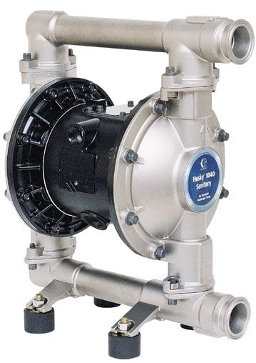 供应福建隔膜泵(固瑞克HUSKY气动隔膜泵福建总代理)批发