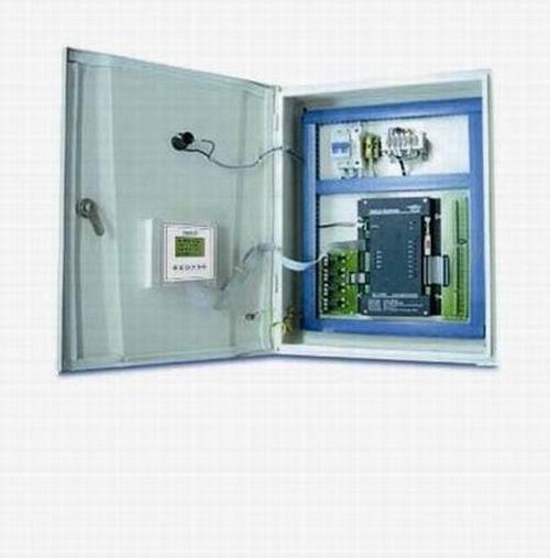 空调箱的ddc控制盘接线图