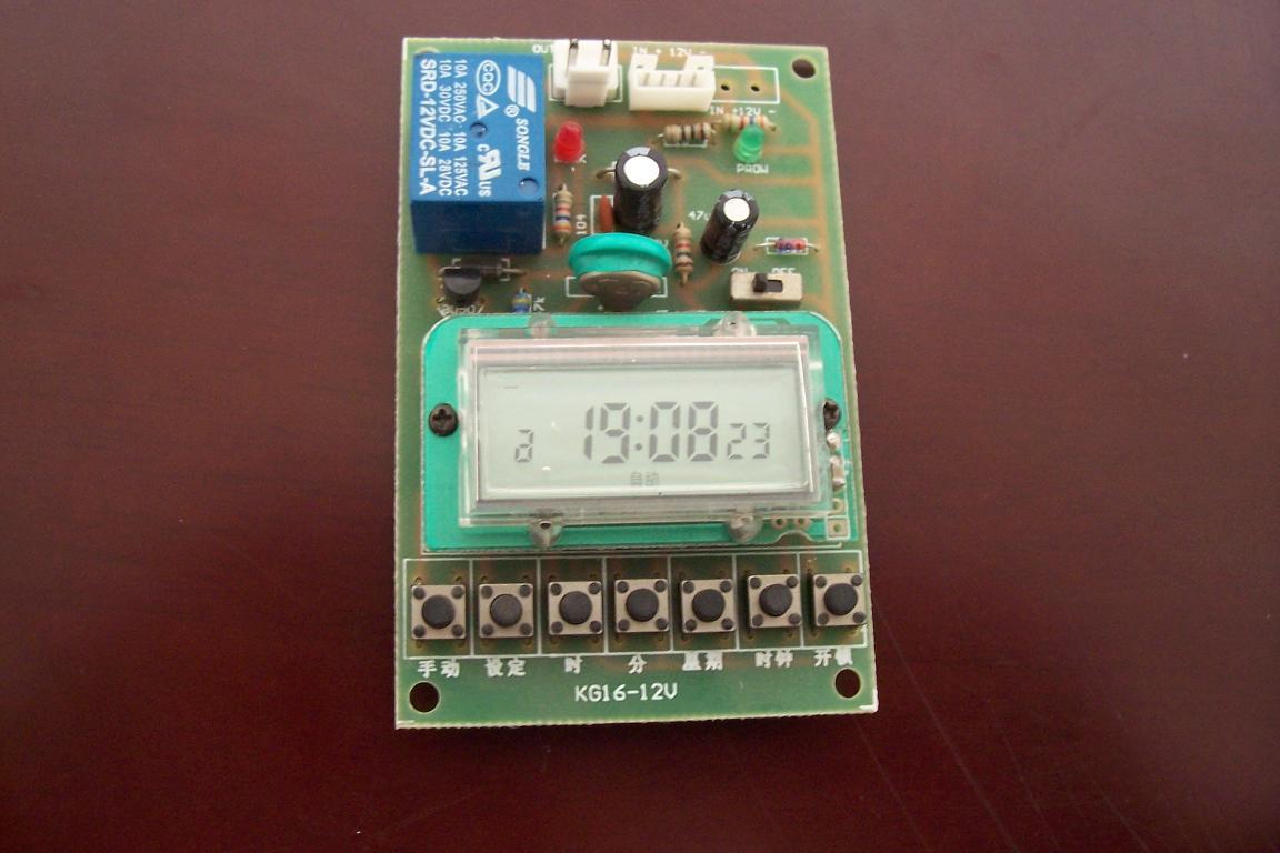答:51单片机,根据晶振频率,计算指令周期,设置定时器的分频,然后设置