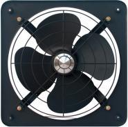 FA系列方形工业换气扇加网图片