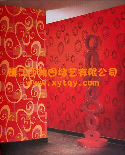 内墙装饰建材代理加盟维科特墙艺漆