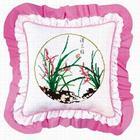 卡琪娅十字绣厂家抱枕促销图片