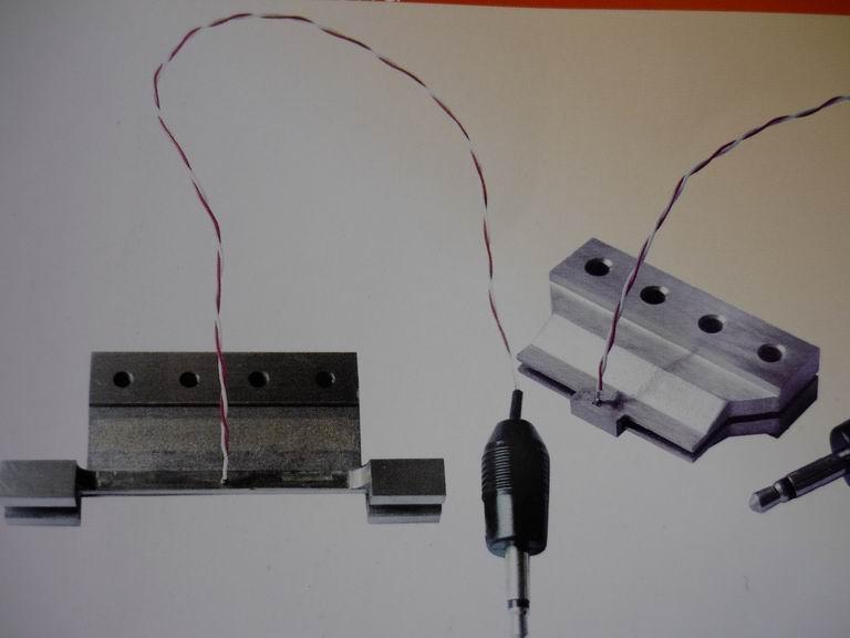 热压机图片 热压机样板图 替代AVIO热压机焊头 诺森特科技...