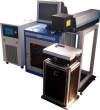 供应铝件光纤激光雕刻加工设备
