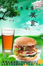 供应平度汉堡机