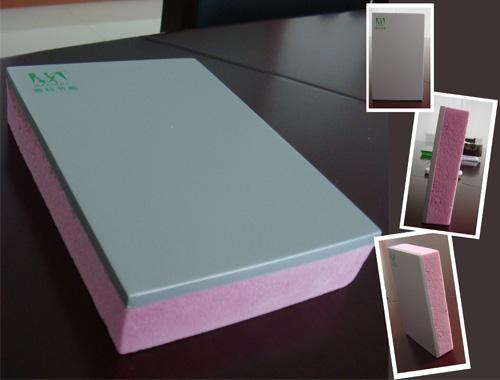 XPS保温装饰一体化板