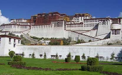 成都到西藏旅游线路景点介绍图片