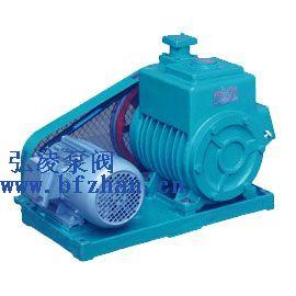 2X型双级旋片式系列真空泵图片/2X型双级旋片式系列真空泵样板图